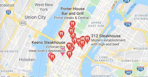 Steakhäuser NYC
